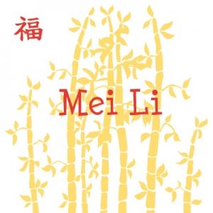 Geboortekaartje bamboo