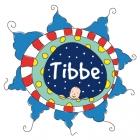 Geboortekaartje kiekeboe-winter blauw