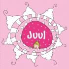 Geboortekaartje kiekeboe-winter roze