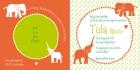 Geboortekaartje olifant binnen