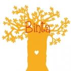 geboortekaartje Baobab voor